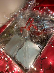 Suolainen joulupaketti